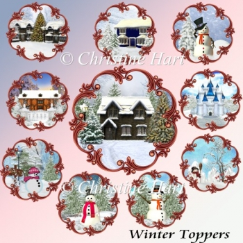 Winter Toppers
