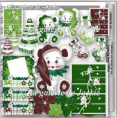 CU Cute Xmas Mouse 3 FS by GJ
