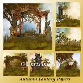 Autumn Fantasy Papers
