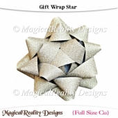 Gift Wrap Star