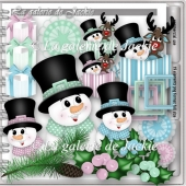 CU Cheerful Snowman 4 FS by GJ
