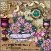 CU STYLISH8 /2 Mix