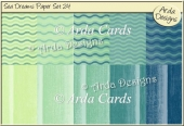 Sea Dreams Paper Set 24