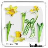 CU Vol. 281 Easter Spring by Lemur Designs