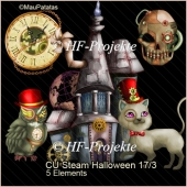 CU Steam Halloween 17/3