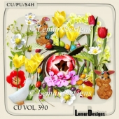 CU Vol. 390 Easter Mix by Lemur Designs