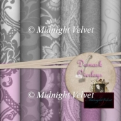 Damask Overlays