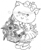 Flowerbasket Kitty