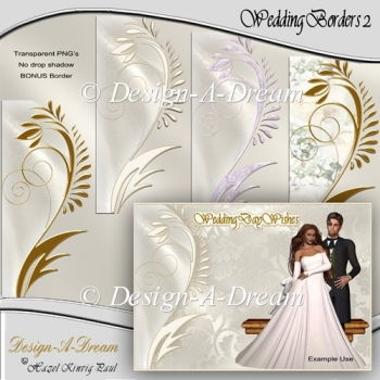 Wedding Borders 2