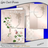 Latte Card Fronts