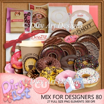 * Mix For Designers 80 *
