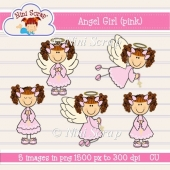 Angel Girl (Pink)