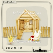 CU Vol. 180 Easter Spring by Lemur Designs