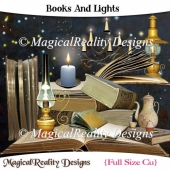 Books And Lights Magical Mix