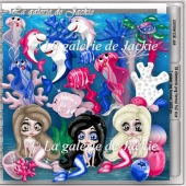 CU Mermaids World 5 FS by GJ
