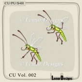 Insects Pack 1 by Lemur Designs