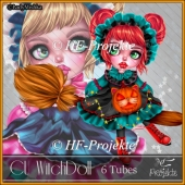 CU Witch Doll 19