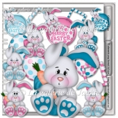 Easter Bunny Baby 2 FS by GJ