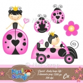 Clipart Lady bugs life