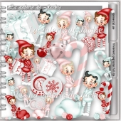 CU Happy Christmas Elf 1 FS by GJ