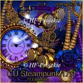 CU Steampunk 17/1 Elements