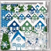 CU Winter Snowflake 1 FS by GJ