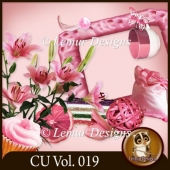 CU Vol. 019 Flowers Mix by Lemur Designs