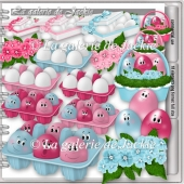 CU Egg Friends 1 FS by GJ