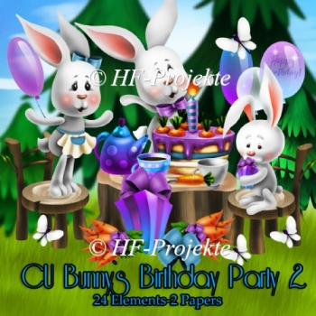CU Bunny's Birthday Party 2