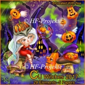 CU Witches 2017