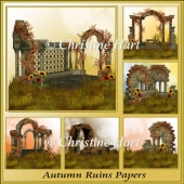 Autumn Ruins papers