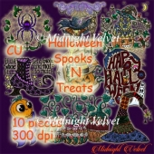 Halloween Spooks N Treats