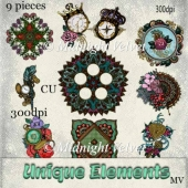 Unique element pack