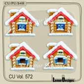 CU Vol. 572 Houses Winter