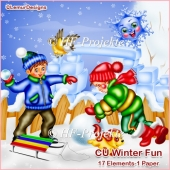 CU Winter Fun