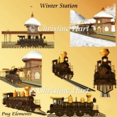 Winter Station png
