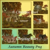Autumn Beauty Png