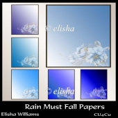 Rain Must Fall Papers