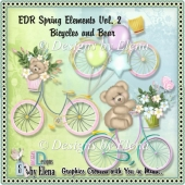 Spring Elements Vol 2- Bicycles