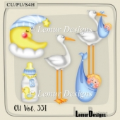 Baby stuff Boy by Lemur Designs