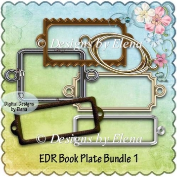 Bookplate Bundle 01