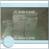 Stationery Box CU Template