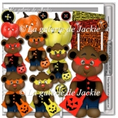 Halloween bear 7 FS by GJ