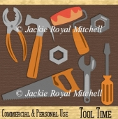 Tool Time clipart Graphics
