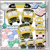 CU School Bus 3 FS by GJ