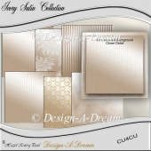 Ivory Satin Collection