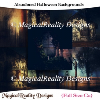 Abandoned Halloween Backgrounds