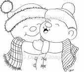 Snowman Teddy Hugs
