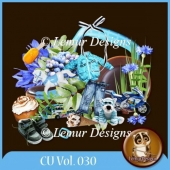 CU Vol. 030 Boy Kids Stuff by Lemur Designs