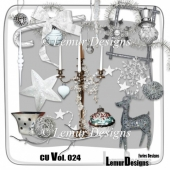 CU Vol. 024 Christmas by Lemur Designs